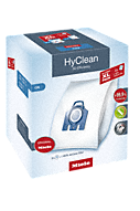 GN Allergy XL HyClean 3D Allergy XL-Pack HyClean 3D Efficiency GN